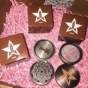 🆕🖤 Jeffree Star BRONZE 63mm Grinder